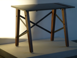 Writing Desk by Billy at Concrete-Project.com